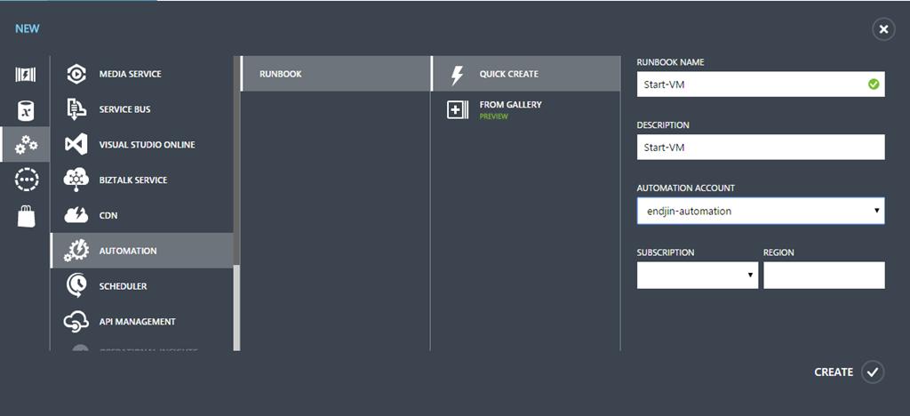 create-runbook