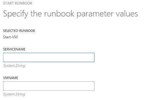 test-runbook
