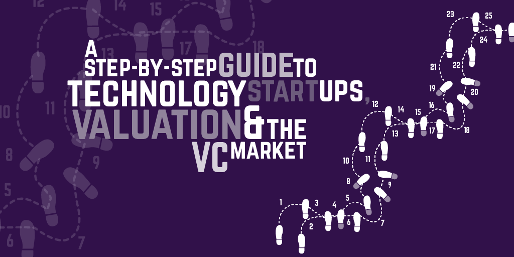 A step-by-step guide to technology startups, valuation and the VC market