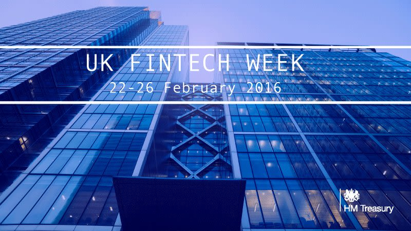 FinTech Week and the Microsoft Cloud