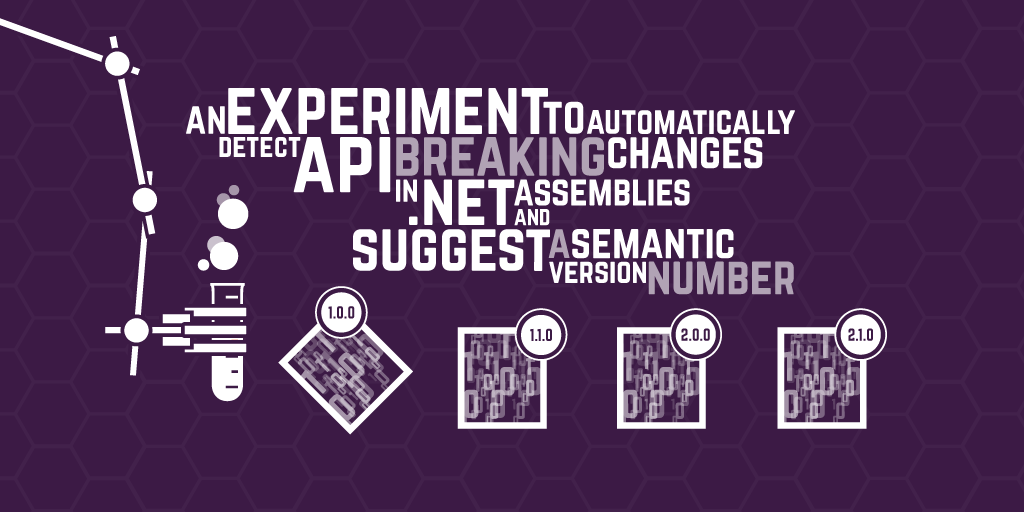 An experiment to automatically detect API breaking changes in .NET assemblies and suggest a Semantic Version number