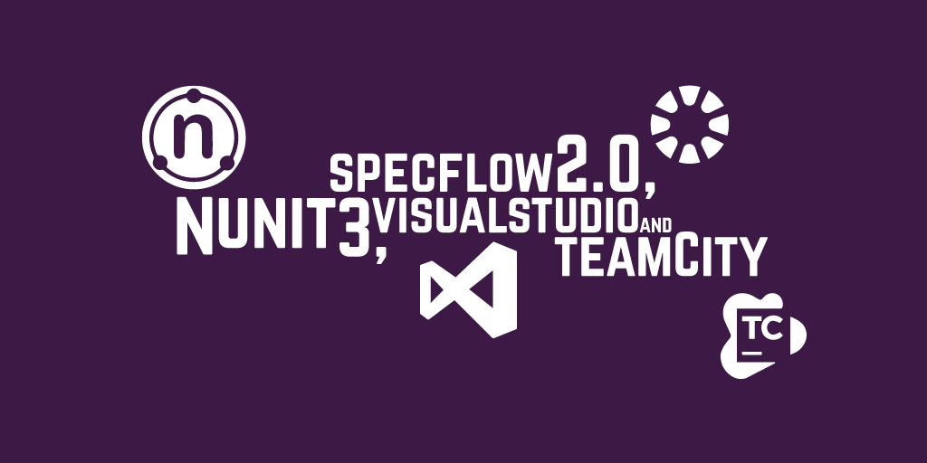 SpecFlow 2.0, NUnit3, Visual Studio and TeamCity