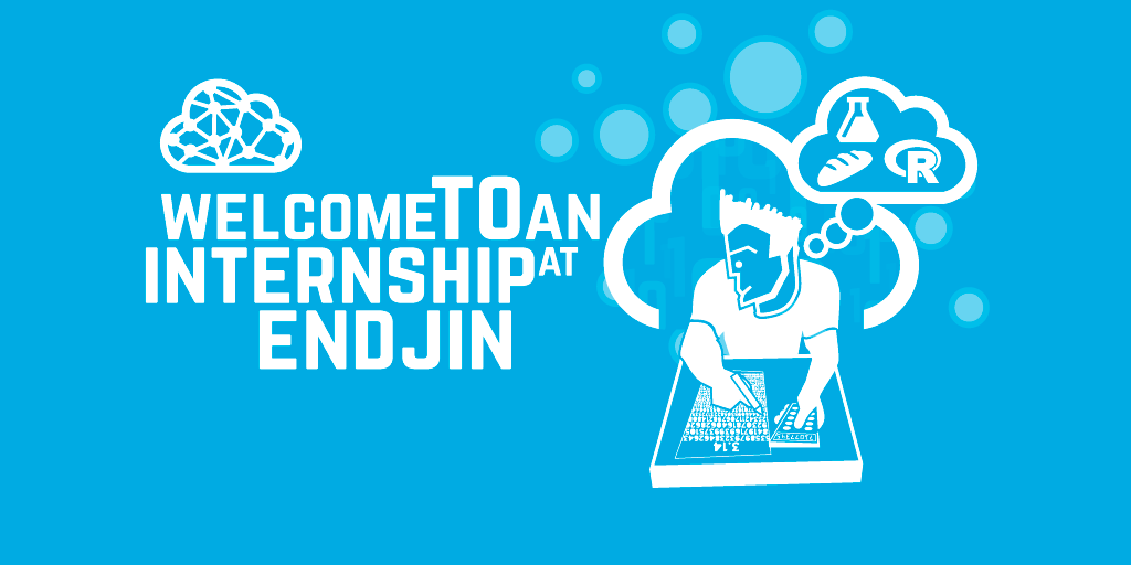 Welcome to an internship at endjin!