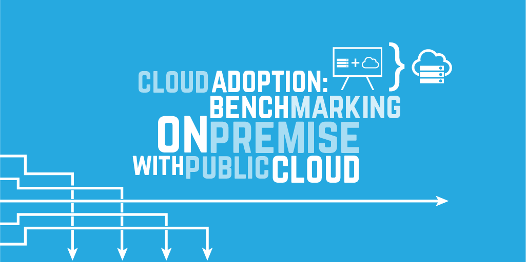 Benchmarking the Cloud against on-premise data centres