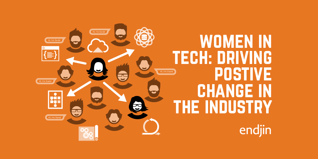 Women in technology: Driving positive change in the industry