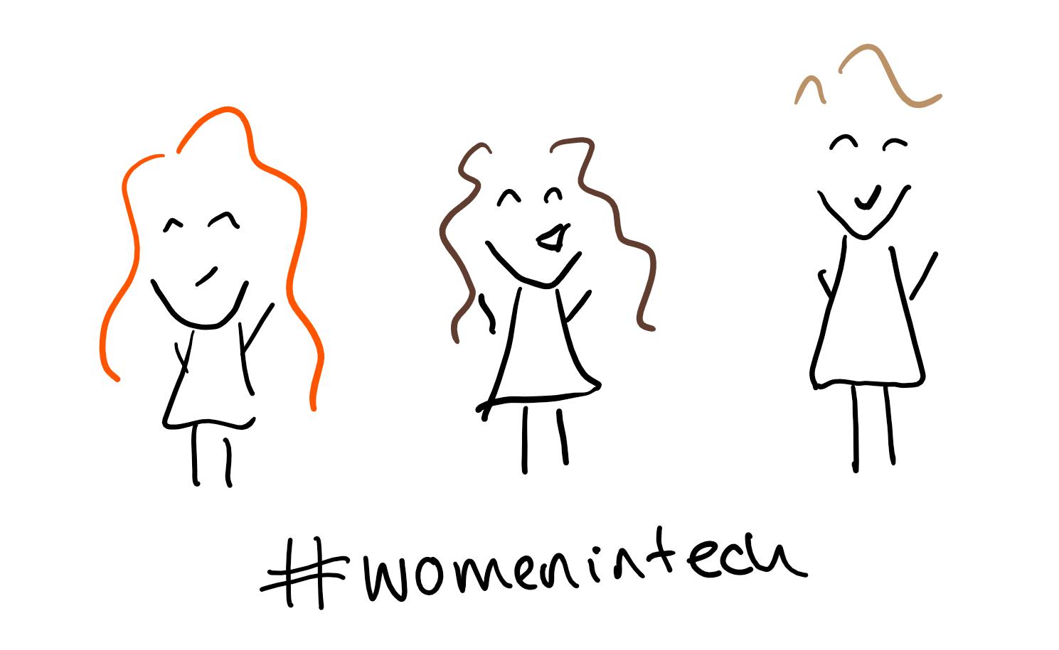 #womenintech