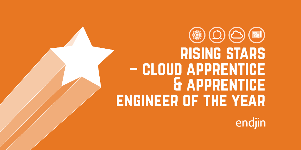 Rising Stars - Cloud Apprentice & Apprentice Engineer of the Year