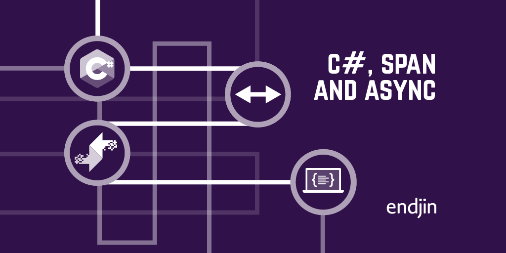 C#, Span and async