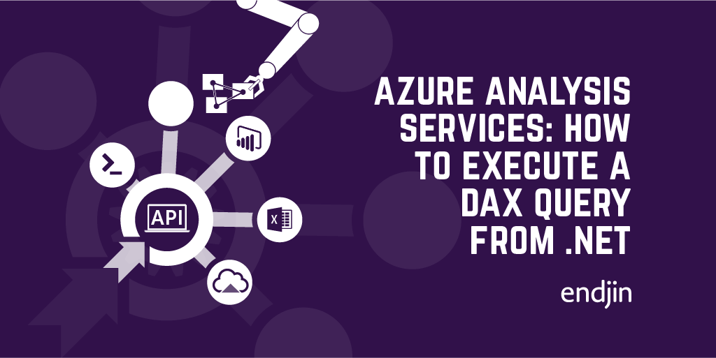 Azure Analysis Services: How to execute a DAX query from .NET