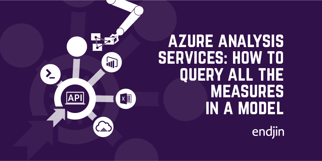 Azure Analysis Services - How to query all the measures in a model from .NET