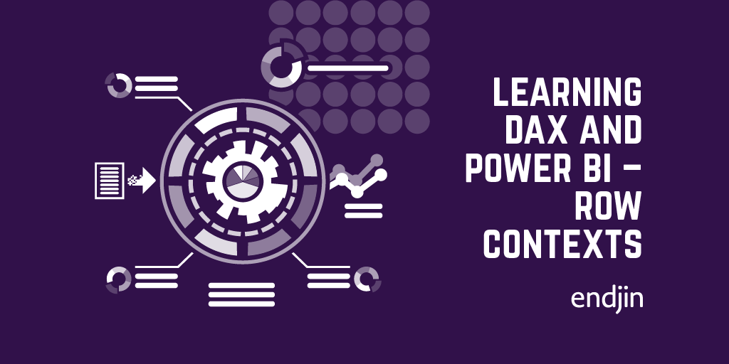 Learning DAX and Power BI – Row Contexts