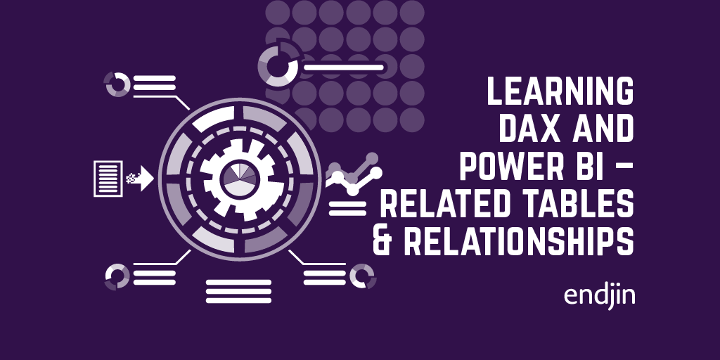 Learning DAX and Power BI – Related Tables and Relationships