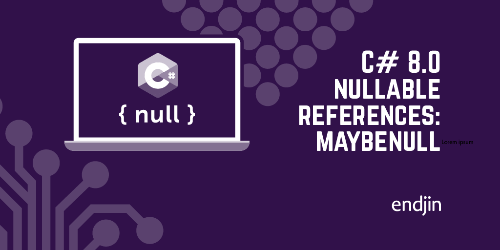 C# 8.0 nullable references: MaybeNull