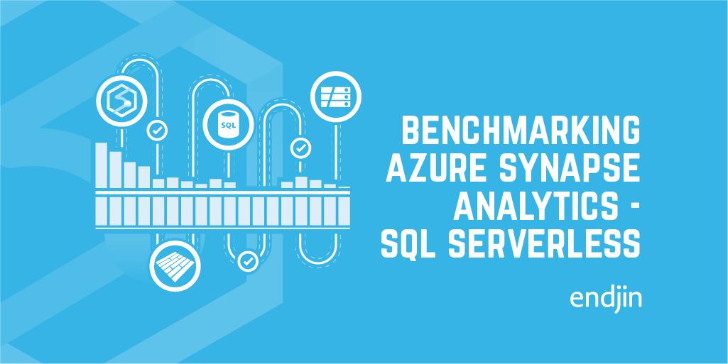 Benchmarking Azure Synapse Analytics - SQL Serverless, using .NET Interactive