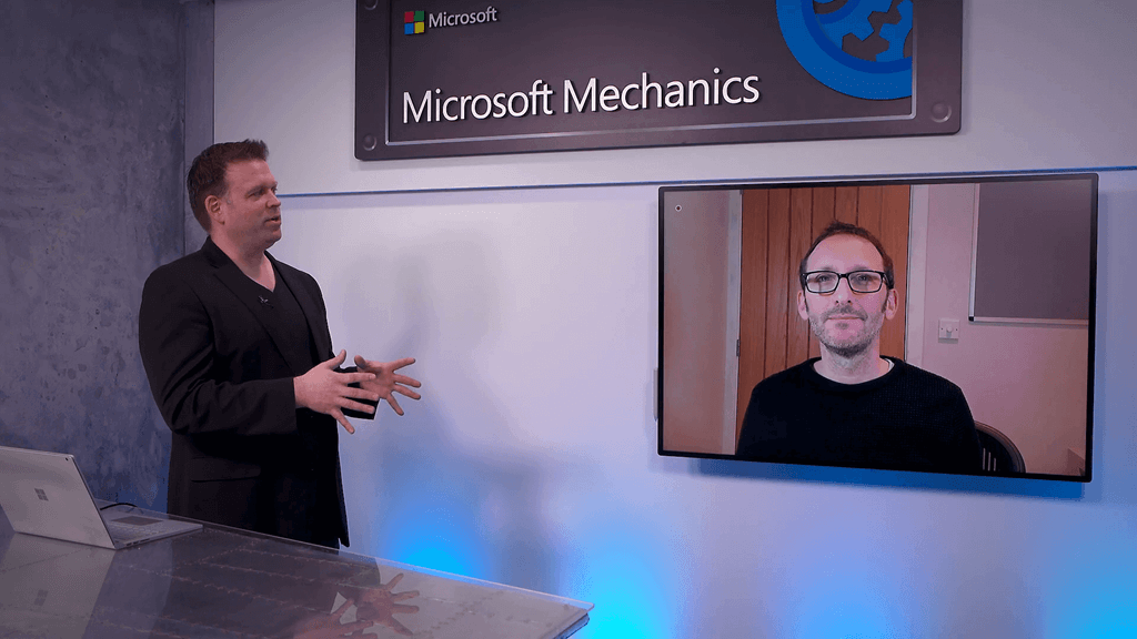 Talking about Azure Synapse on Microsoft Mechanics!