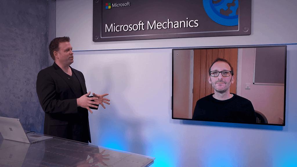 Talking about Azure Synapse on Microsoft Mechanics!