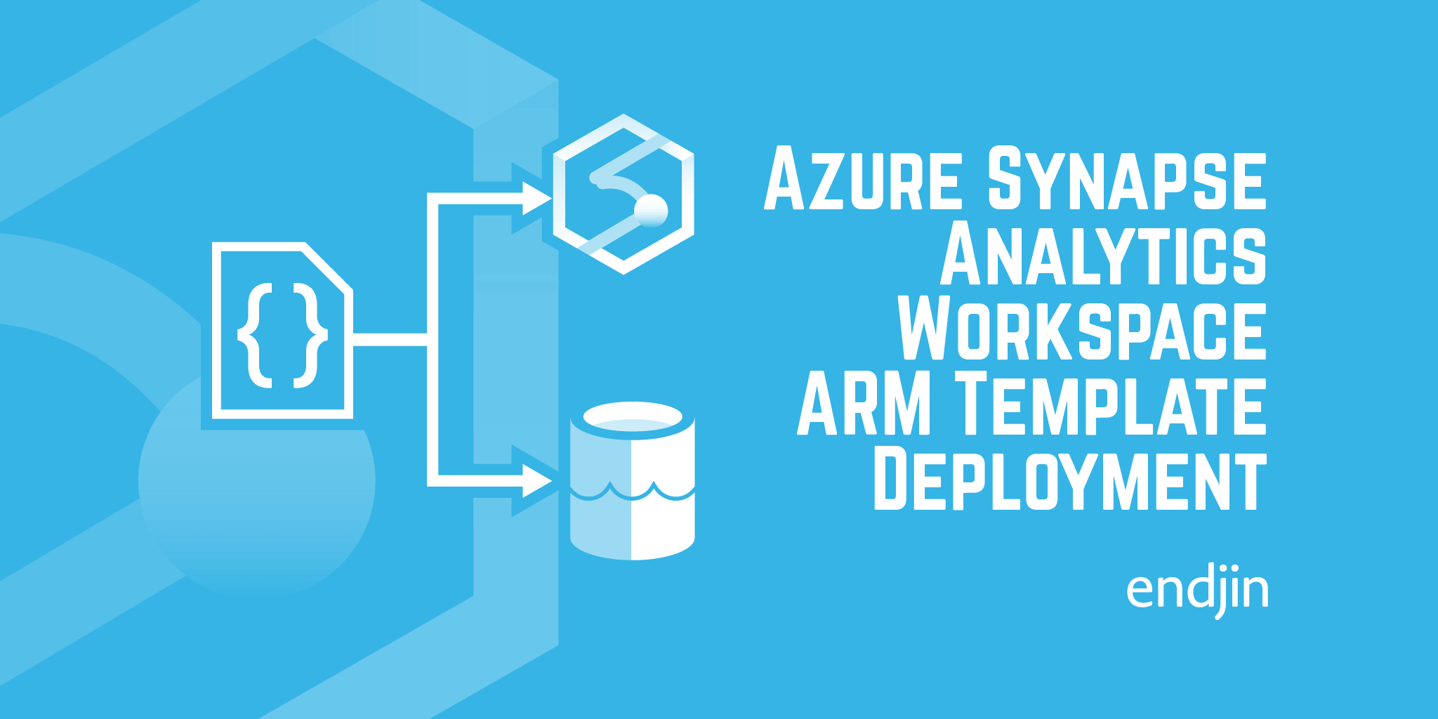 Deploy an Azure Synapse Analytics workspace using an ARM Template