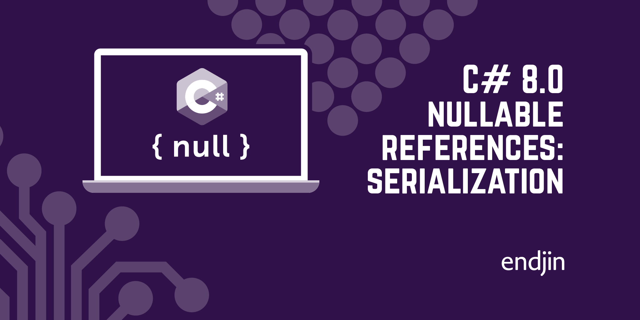 C# 8.0 nullable references and serialization