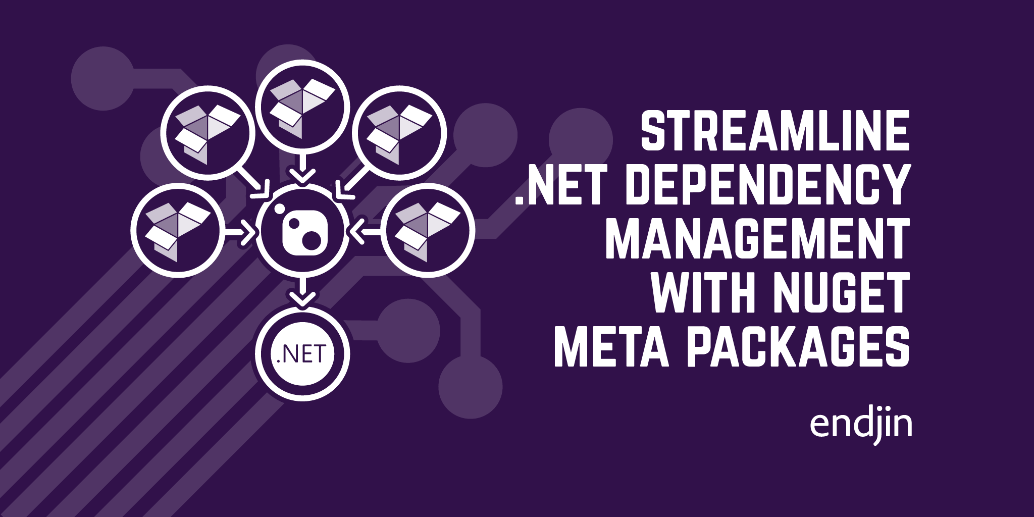 Streamline .NET Dependency Management with NuGet Meta Packages