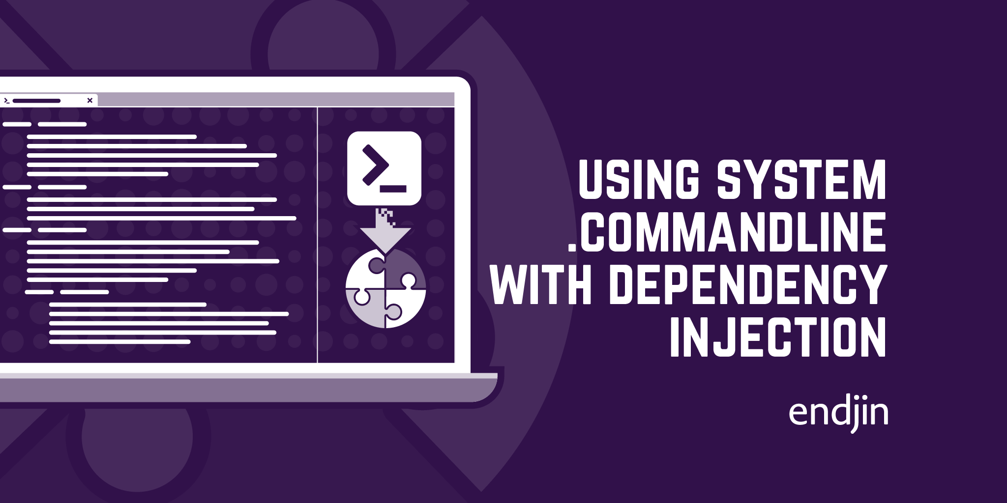 A simple pattern for using System.CommandLine with dependency injection