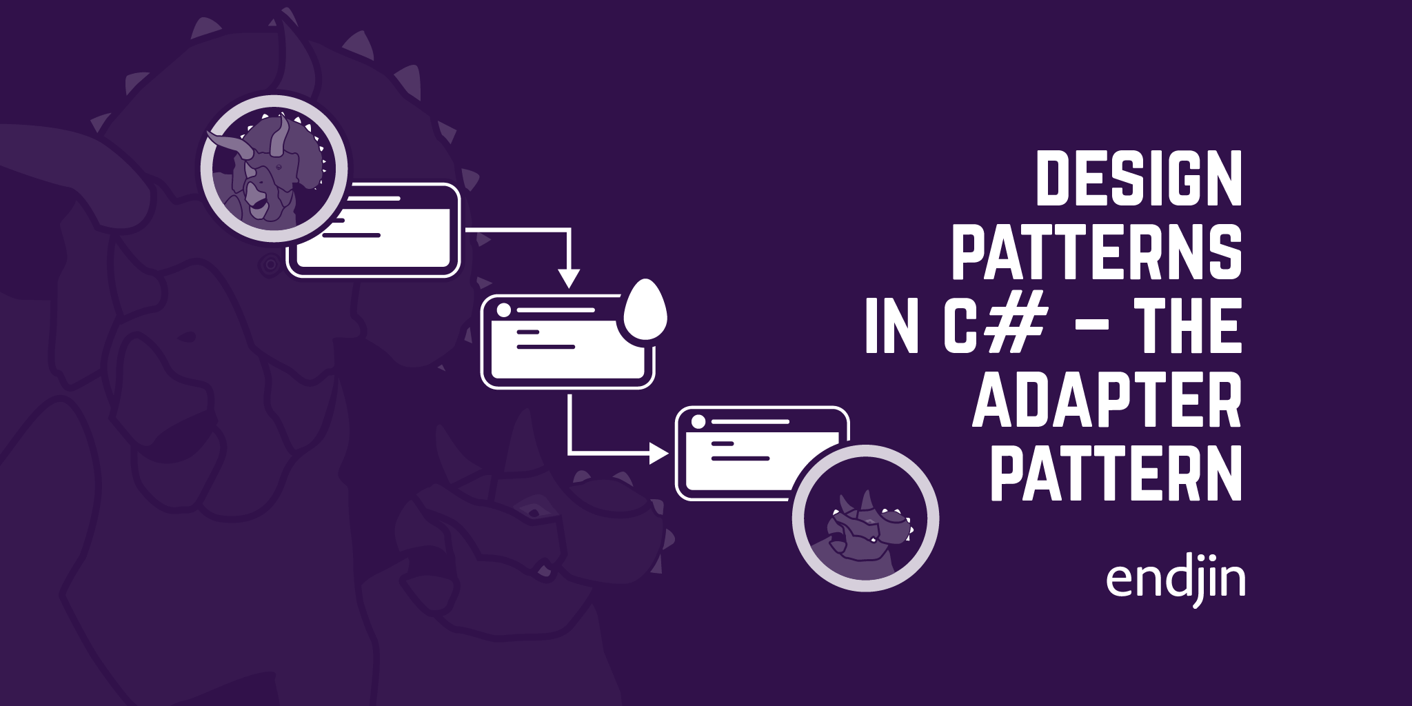 Design patterns in C# - The Adapter Pattern