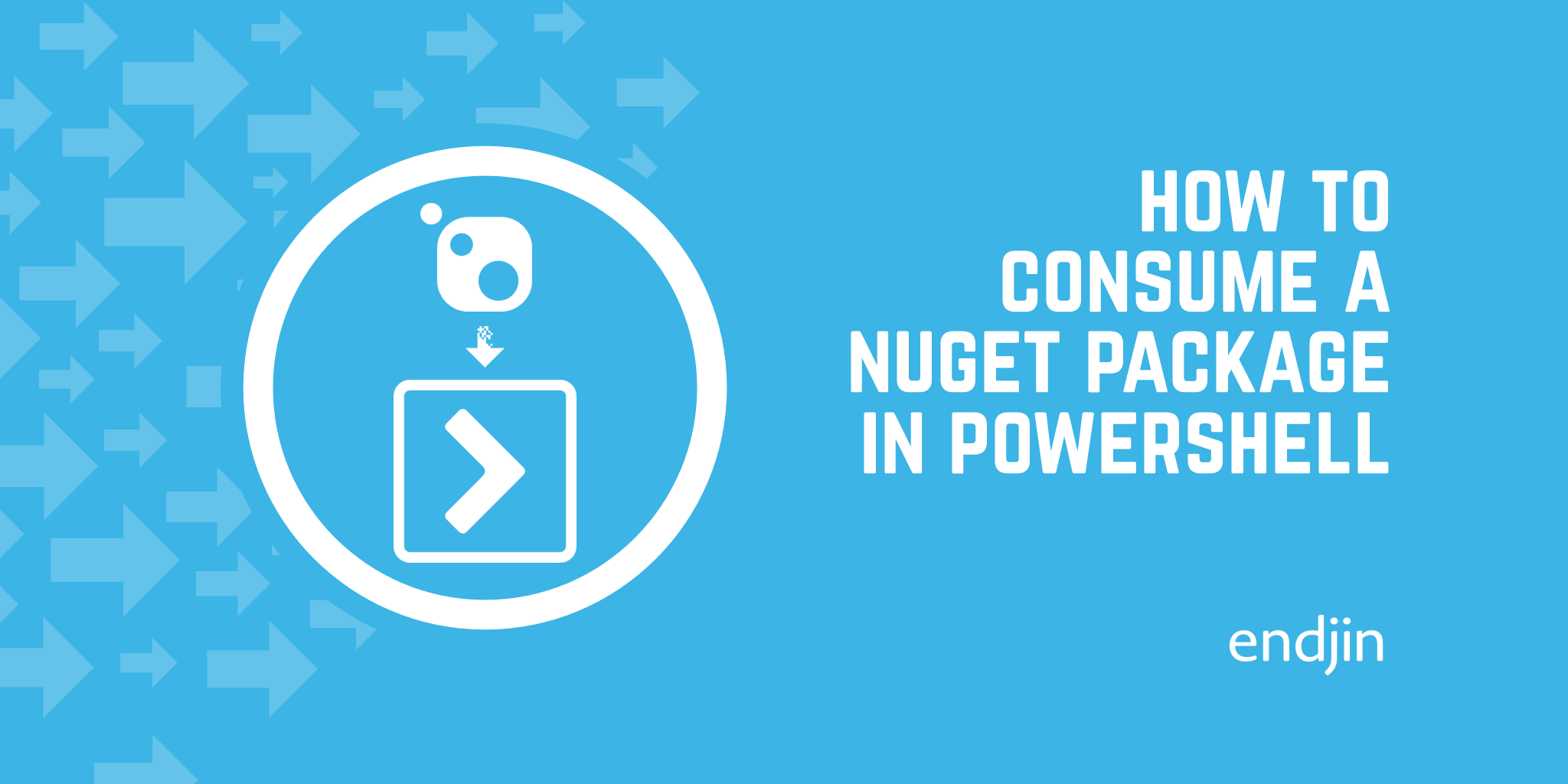 How to consume a NuGet package in PowerShell