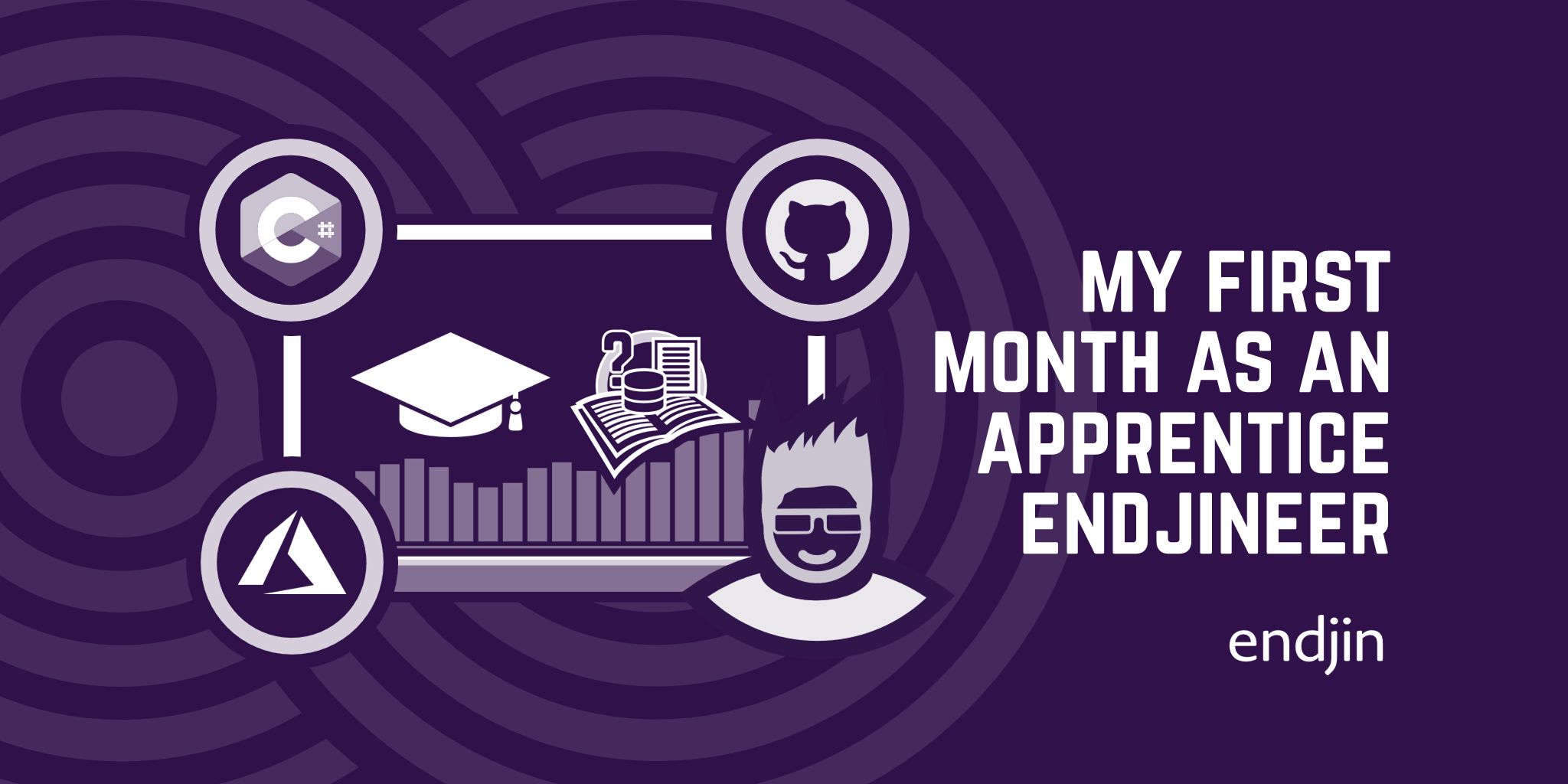 My first month-and-a-bit as an apprentice at endjin