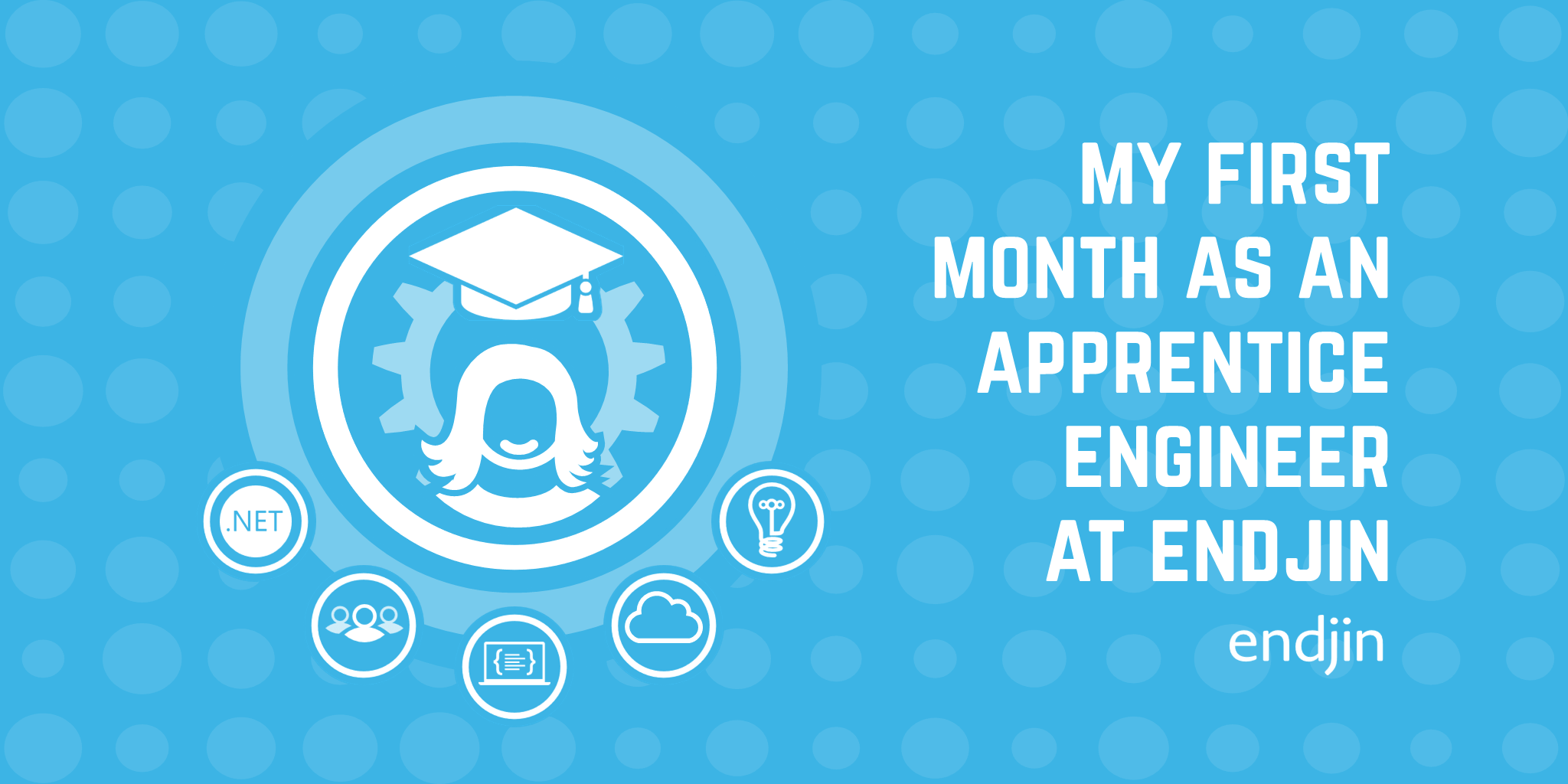 My first month as an apprentice software engineer at endjin