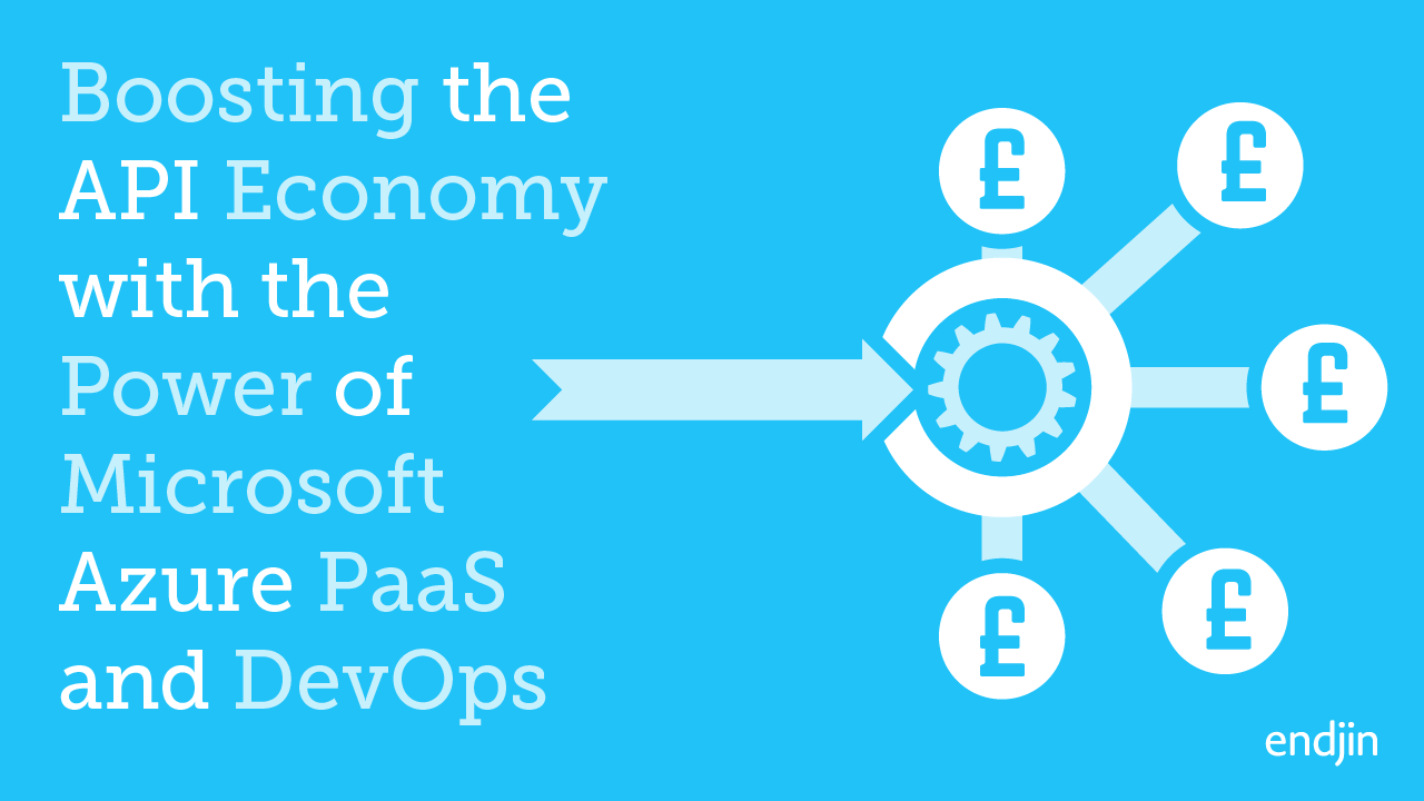 Boosting the API Economy with Microsoft Azure PaaS & DevOps
