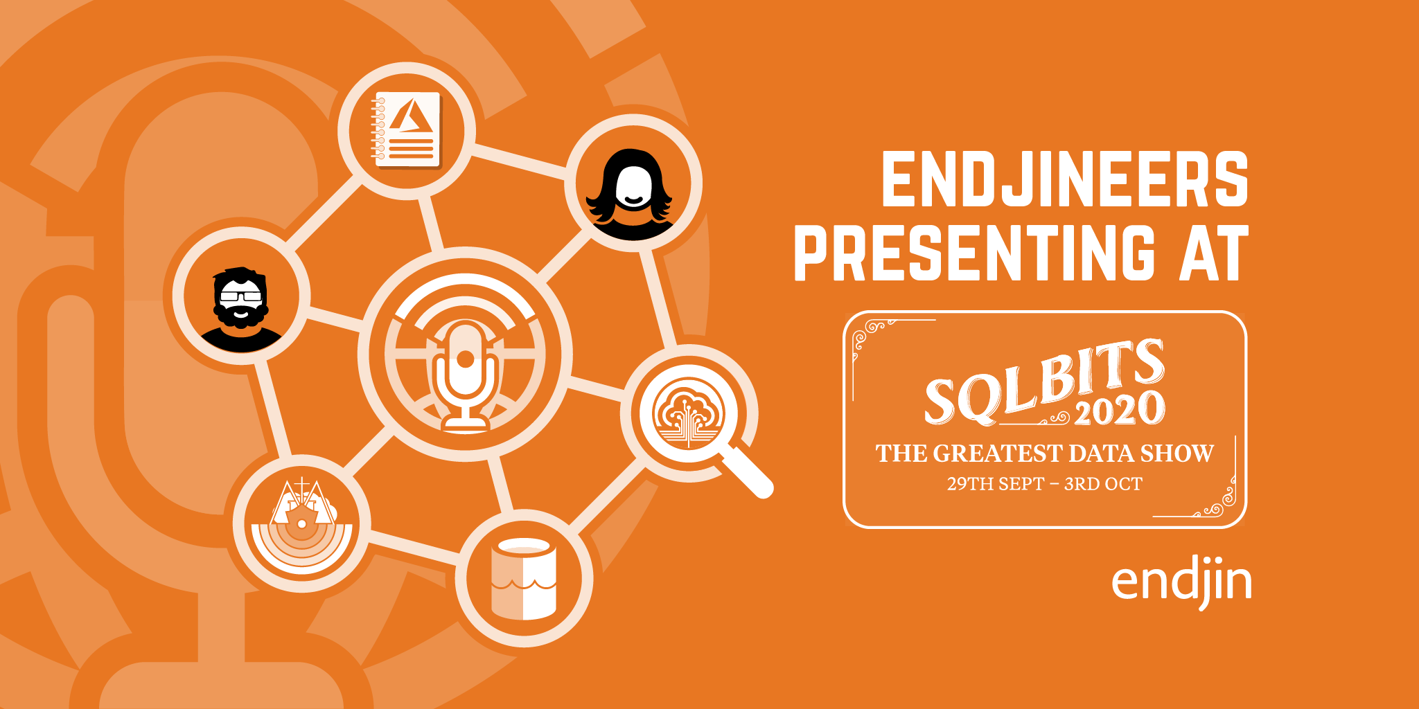 Endjineers presenting at SQLBits 2020!