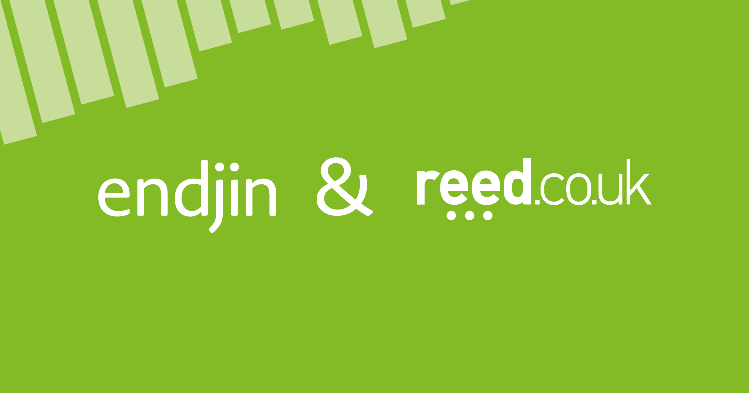 Reed Co Uk Professional Services Endjin