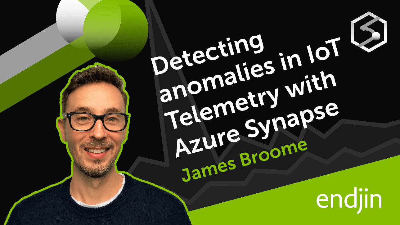Detecting Anomalies in IoT Telemetry with Azure Synapse Analytics