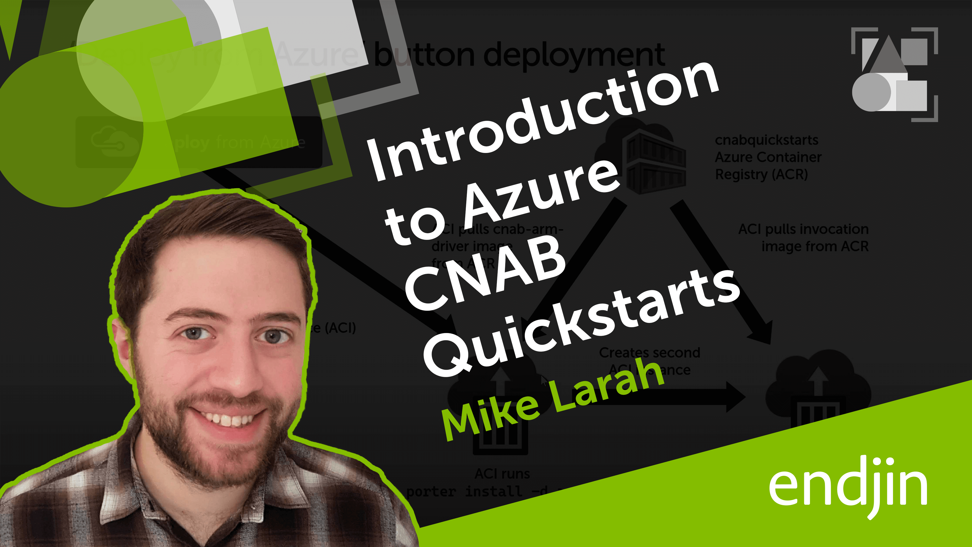 Introduction to Azure CNAB Quickstarts