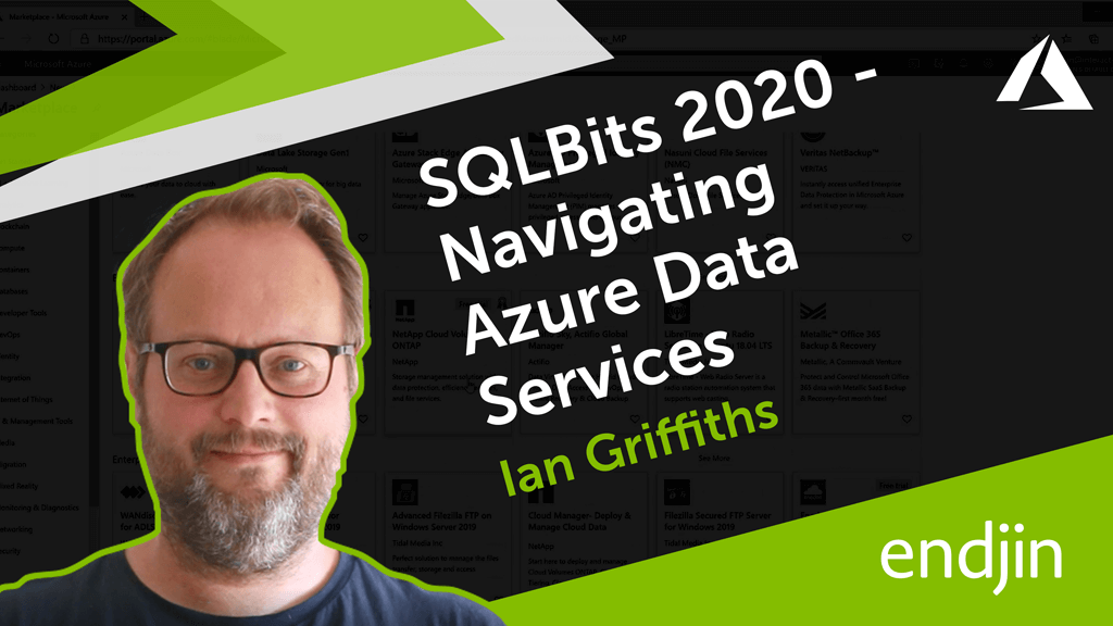 Navigating the Bewildering Array of Data Services in Azure