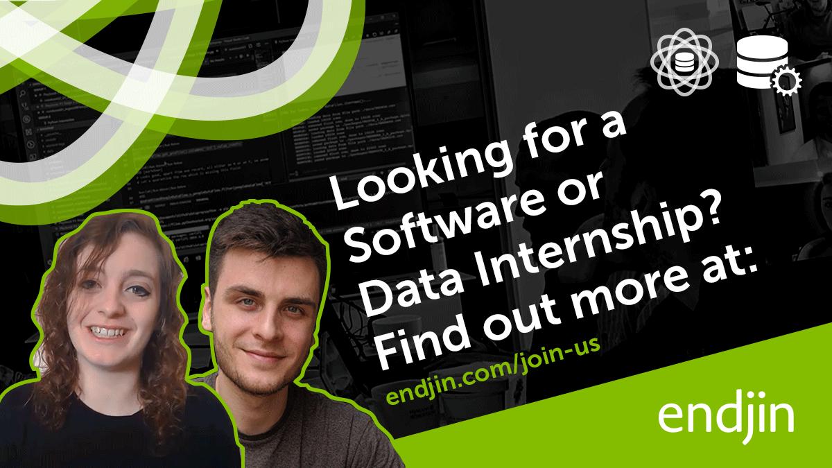 Paid Software / Data Engineer Internship Programme