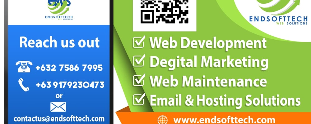 Endsofttech Web Solutions Banner