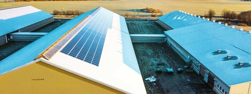 Meie päikesepargid asuvad Eestis ja Poolas