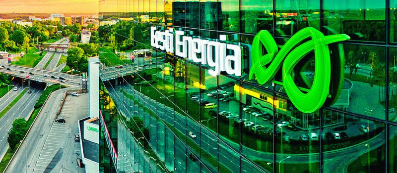 Мы - дочернее предприятие концерна Eesti Energia, принадлежащего Эстонскому государству