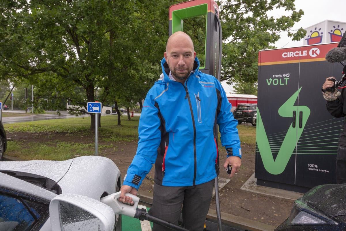 Sten Argos: ratsionaalne inimene kasutab ostutoetust ja soetab elektriauto