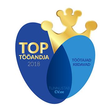 TOP Tööandja 2018