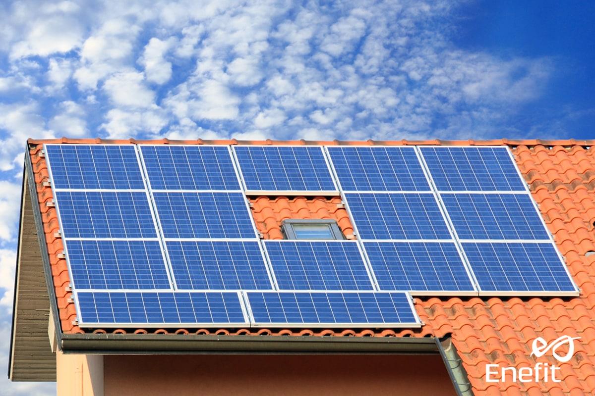 Paraiška saulės elektrinėms įsirengti gali būti teikiama jau ir daugiabučio savininko