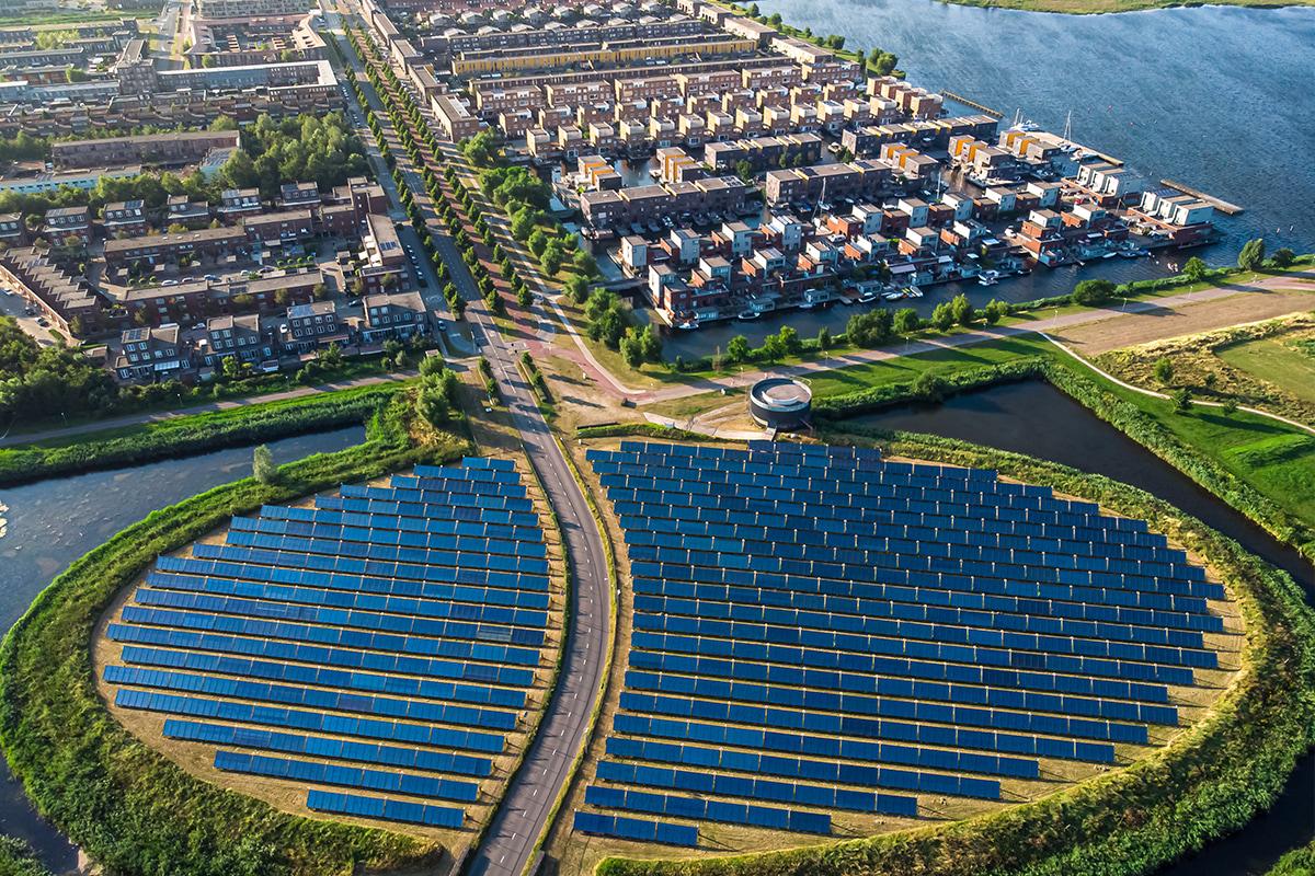 Gyventojų bendrijos galės pradėti gaminti ir vartoti žalią energiją