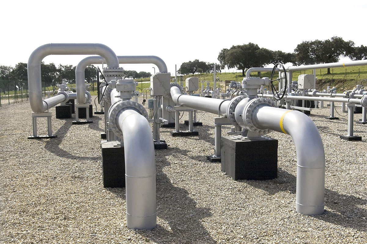 Gamtinių dujų kainos nuo 2020 m.