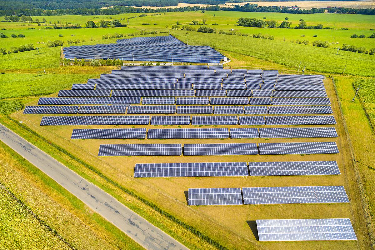 Nutolusi saulės elektrinė nuo šiol prieinama visiems gyventojams
