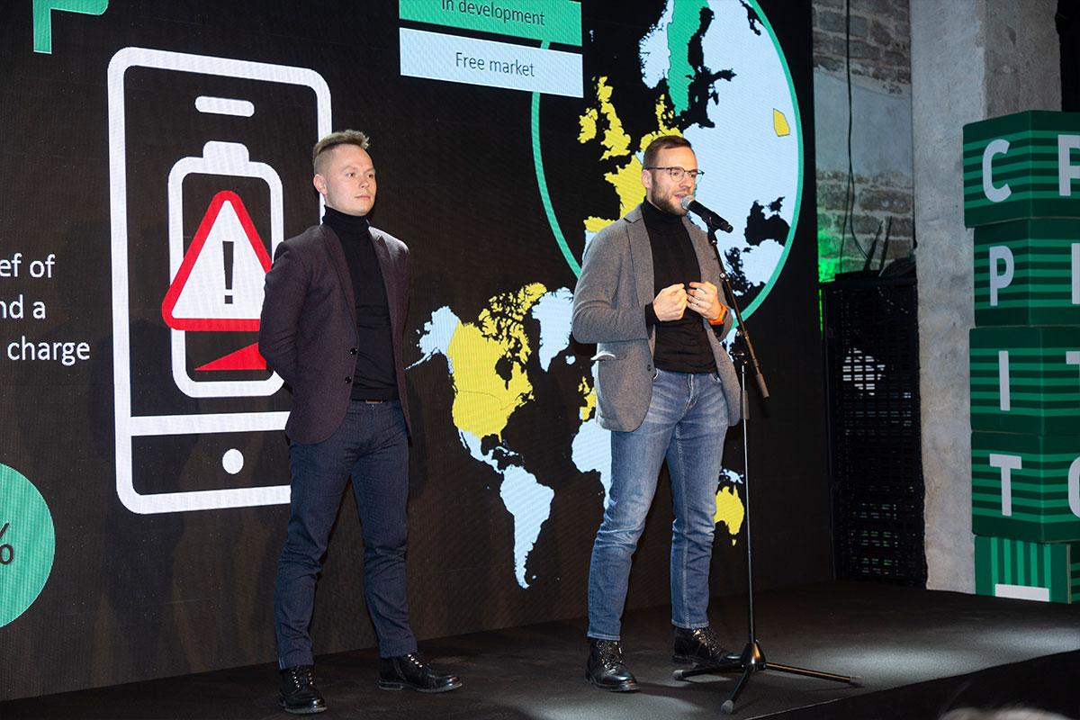 Išrinktas Enefit Idea Hub - The Pitch laimėtojas