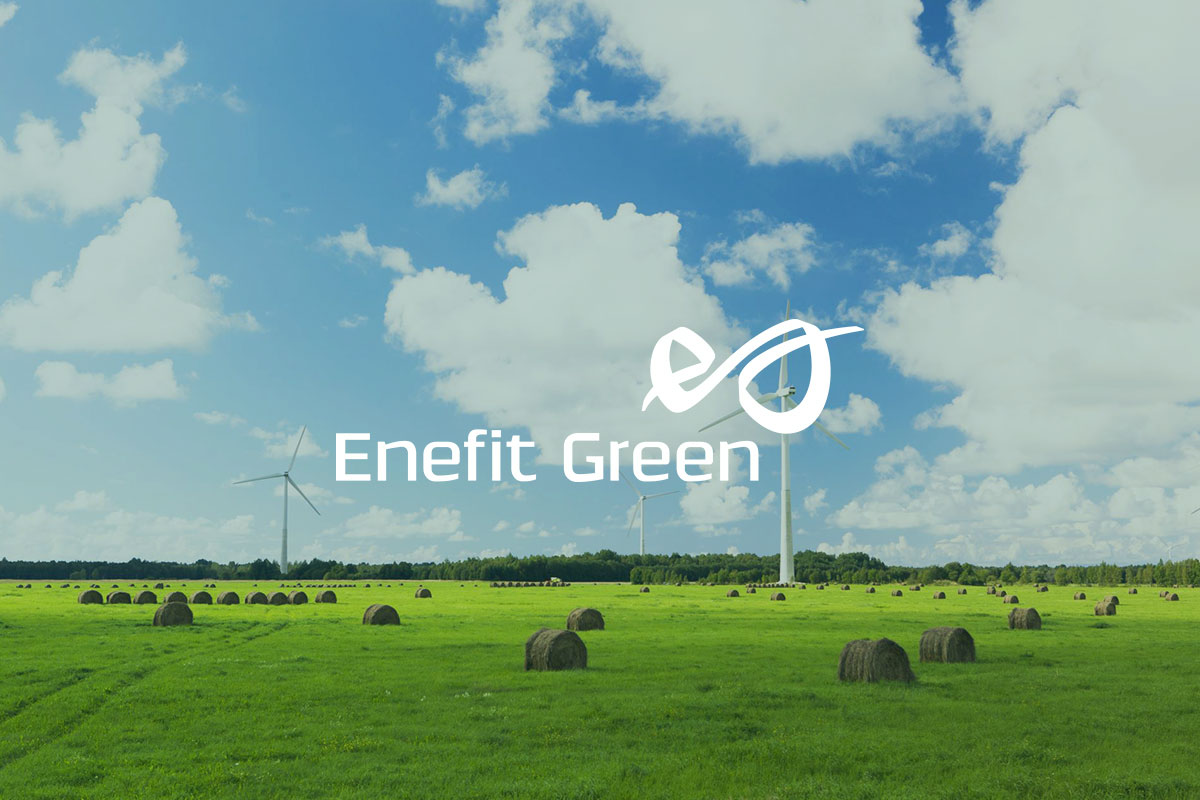 Enefit Green z kolejnym wzrostem – 15% większa produkcja energii elektrycznej w porównaniu do ubiegłego roku