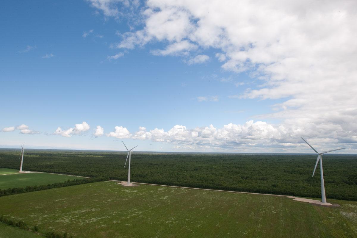 Enefit Green z rekordowo wysoką produkcją energii elektrycznej w 2019 r.