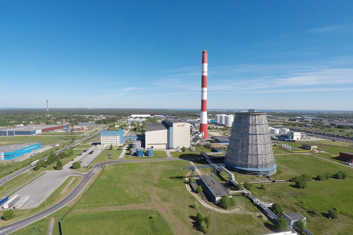 Eesti Energia ograniczyła emisję CO2 o połowę w 2019 roku
