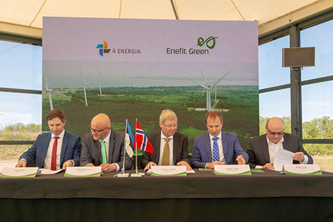 Enefit Green uzyskał zgodę urzędu ds. konkurencji na zakup Nelja Energia