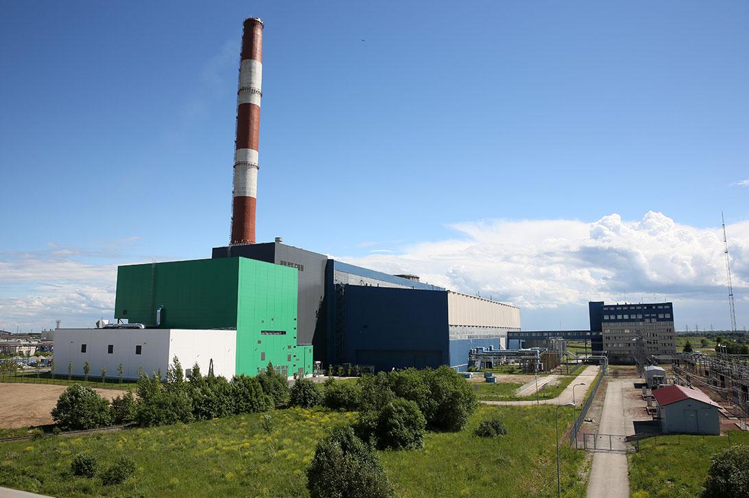Bezwonne i niskoemisyjne spalanie odpadów, czyli jak to robią w Estonii